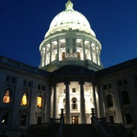 Photo taken at Wisconsin State Capitol by Wayne M. on 6/1/2013