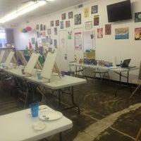 Photo taken at Abrakadoodle OKC Art Studio by Taryn S. on 9/27/2013
