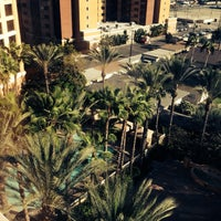 Photo taken at Crowne Plaza Anaheim Resort by Linda L. on 10/3/2013