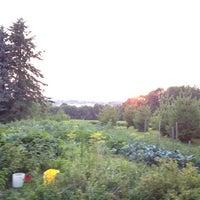 Photo taken at Burgelis Farm by Peter B. on 7/22/2014
