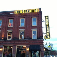 Photo taken at Terminal Brew House by Paul D. on 4/8/2013