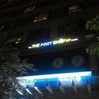 Photo taken at The Foot Shop by Wayne Sangwoo P. on 6/26/2013