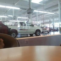 Photo taken at Toyota Sales & Service by Far It on 2/26/2013