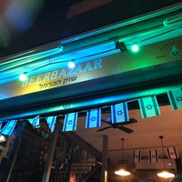 Photo taken at Beer Bazaar Yishkon by Itai N. on 11/21/2016