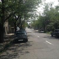 Photo taken at Mashtots street, Goris by Arsen Y. on 7/28/2013