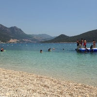 7/21/2013 tarihinde Hande İ.ziyaretçi tarafından Akçagerme Beach'de çekilen fotoğraf