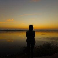 Photo taken at อ่างเก็บน้ำห้วยลำพอก by Rahuth C. on 1/27/2015