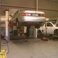 Photo taken at Southgate CV Joint Centre by Thane H. on 10/1/2012