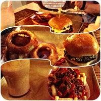 Photo taken at Burger Tap & Shake Foggy Bottom by MAJOR on 3/24/2013
