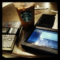 Photo taken at Starbucks Coffee by Raph E. on 10/31/2012