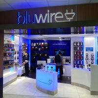 Photo taken at Bluwire by Tim J. on 10/21/2012