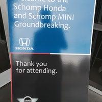 Photo taken at Ralph Schomp BMW by Tim J. on 11/18/2014