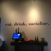 Photo taken at BRGR Kitchen + Bar by Tim J. on 12/30/2012
