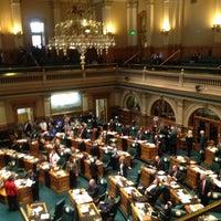 5/2/2013 tarihinde Tim J.ziyaretçi tarafından Colorado State Capitol'de çekilen fotoğraf