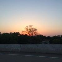 Photo taken at Bluemont Park by Tim J. on 5/9/2014
