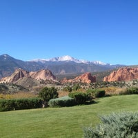 photo taken at garden of the gods club by tim j on 1017 - Garden Of The Gods Club