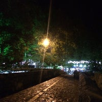 Photo taken at Puente Romano by Franvat on 8/8/2014