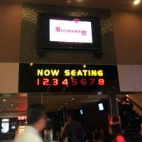 Photo taken at TGV Cinemas by Alin T. on 11/2/2012