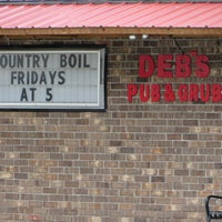 Photo taken at Deb's Pub & Grub by Charles S. on 8/5/2013