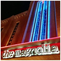 Photo taken at The Magnolia by Ron R. on 2/23/2013