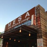Photo taken at Mesa by Ron R. on 8/23/2013