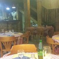 Photo taken at Restaurace Terasa by Katarína P. on 1/8/2014