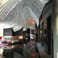 Photo Taken At Living Room Bar Ampamp Terrace W New York