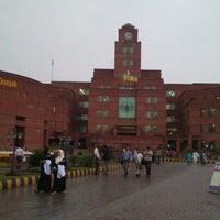 Photo taken at University of Central Punjab by Saad K. on 10/15/2012
