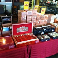 Photo taken at Smoky's Tobacco and Cigars by Ben B. on 11/15/2012