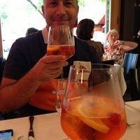Photo taken at Bar Restaurant Dukatz by Didem Y. on 7/25/2013
