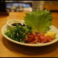 Photo taken at 大衆呑処 おがわ屋 by Kiyoshi on 11/9/2012