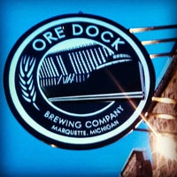 Photo taken at Ore Dock Brewing Company by Kristi K. on 7/14/2013