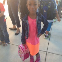Photo taken at Pico Canyon Elementary School by Joyce M. on 8/14/2013