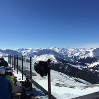 Photo taken at Westgipfelhütte by Robert V. on 2/23/2015
