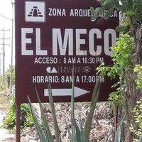 Photo taken at Zona Arqueológica El Meco by Rolando Ando/chefcito on 4/14/2017