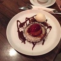 Photo taken at Eggless Dessert Cafe by Golnoosh B. on 5/10/2015