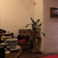 Photo taken at Egon Schiele Café by Michal H. on 12/16/2017