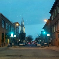 Photo taken at Downtown Frederick by Charlene J. on 1/15/2013