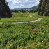 Photo taken at Mount Washington Resort Golf Club by . N. on 7/12/2014