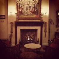 Photo taken at Queen Anne Hotel by Rojas on 4/21/2013