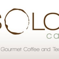 Photo taken at Solo Café by Chad W. on 3/15/2013