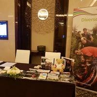 8/8/2018 tarihinde Lina J.ziyaretçi tarafından Sheraton Grand Jakarta Gandaria City Hotel'de çekilen fotoğraf