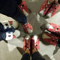 Photo taken at Bowling Themis by Gemma Y. on 1/8/2017