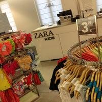 Photo taken at Zara by Carles S. on 4/28/2013