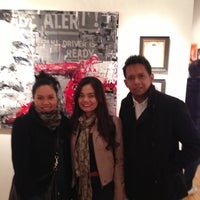 Photo taken at Bold Hype Gallery by Yani I. on 4/21/2013