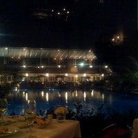 Photo taken at Restaurante Hotel Cipriani by Bruno R. on 11/9/2012