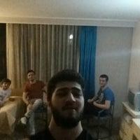 Photo taken at Hotel Yıldız by Reis Ç. on 3/26/2015