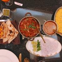 Photo taken at Maya Indian Restaurant by Patcharanin on 9/14/2017