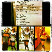 Photo taken at Maic's Gym by Angel M. on 2/26/2014