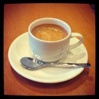 Photo taken at Tully's Coffee by Sachiko O. on 2/27/2013
